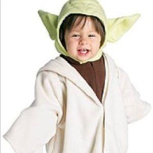 Rubies baby yoda costume size toddler Star Wars